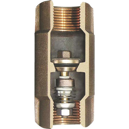 Picture of Simmons 3/4 In. Silicon Bronze Lead Free Check Valve