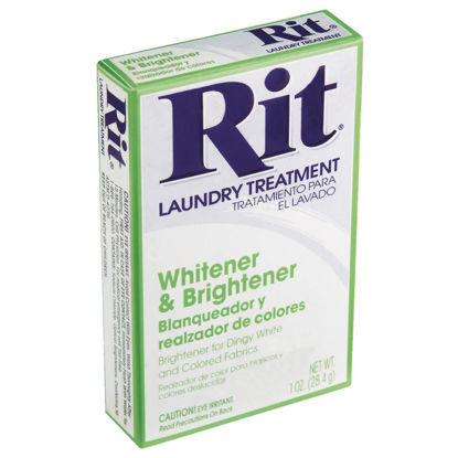 Picture of Rit 1 Oz. Fabric Whitener & Brightener Laundry Booster