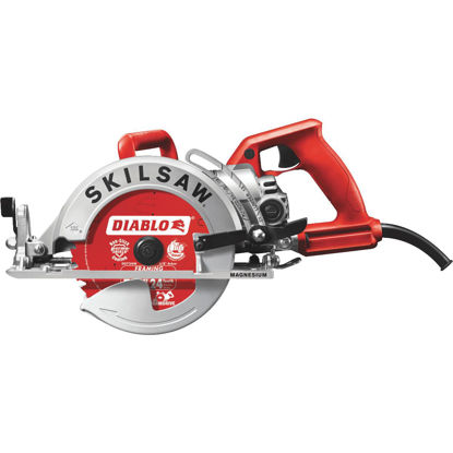 Picture of SKILSAW 7-1/4 In. 15-Amp Magnesium Worm Drive Circular Saw