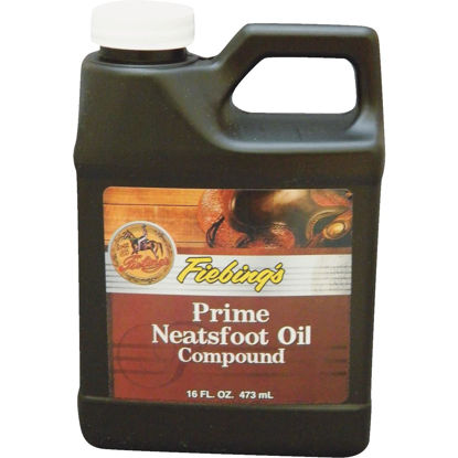 Picture of Fiebing's 16 Oz. Prime Neatsfoot Oil Compound