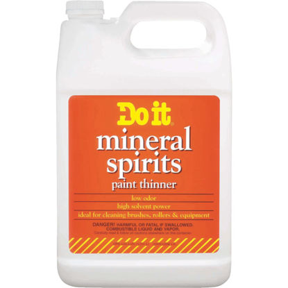 Picture of Do it 1 Gal. Mineral Spirits Paint Thinner