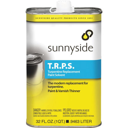 Picture of Sunnyside 1 Quart T.R.P.S.Turpentine Replacement Paint Solvent