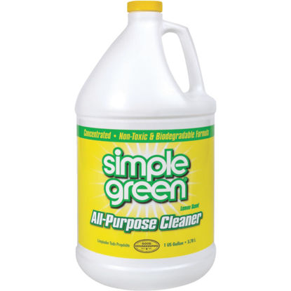 Picture of Simple Green 1 Gal. Lemon Liquid Cleaner & Degreaser