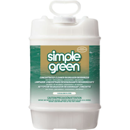 Picture of Simple Green 5 Gal. Liquid Concentrate All-Purpose Cleaner & Degreaser