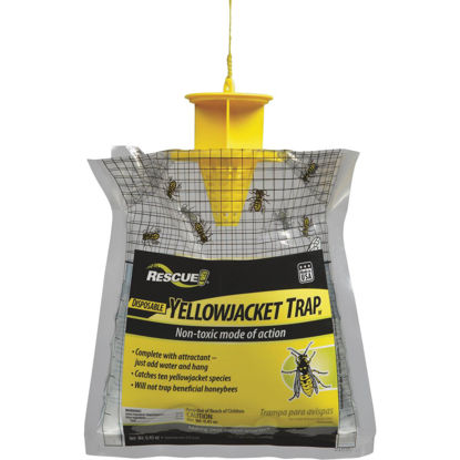 Picture of Rescue Disposable Yellow Jacket Trap - Eastern Version