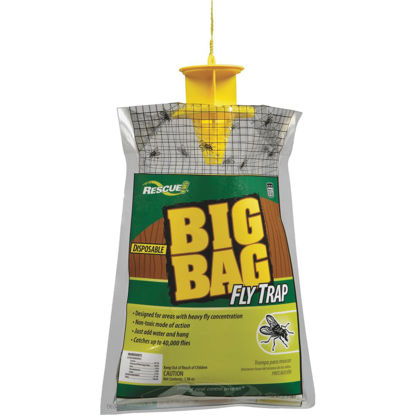 Picture of Rescue Big Bag Disposable Outdoor Fly Trap