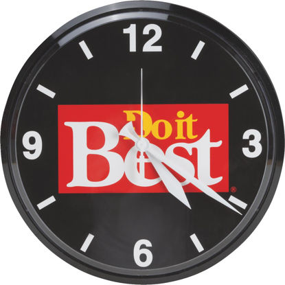 Picture of Do it Best 12 In. Round Clock