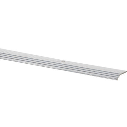 Picture of Do it Satin Silver Fluted 1 In. x 6 Ft. Aluminum Carpet Trim Bar