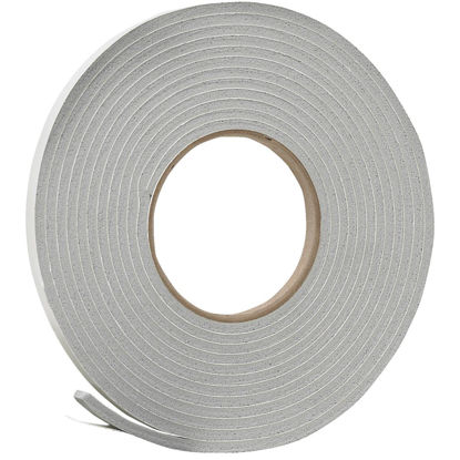 "Picture of Do it 3/8"" W x 316"" T x 17' L Gray Foam Weatherstrip Tape"