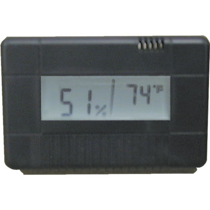 Picture of Essick Air Fahrenheit Digital -50 to 106 Degrees F Hygrometer & Thermometer