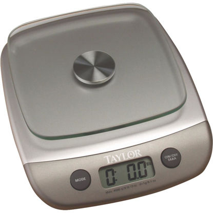 Picture of Taylor 8 Lb. Capacity Digital Food Scale