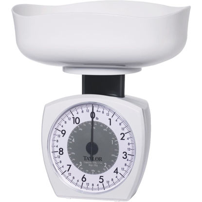 Picture of Taylor 11 Lb. Capacity Kitchen Food Scale
