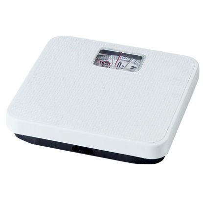 Picture of Taylor Analog 300 Lb. Bath Scale, White