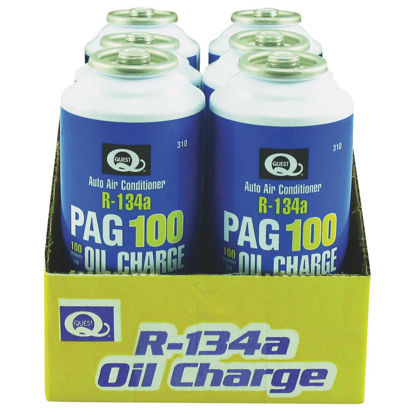Picture of Quest R-134a with PAG Oil Air Conditioner Recharge Kit