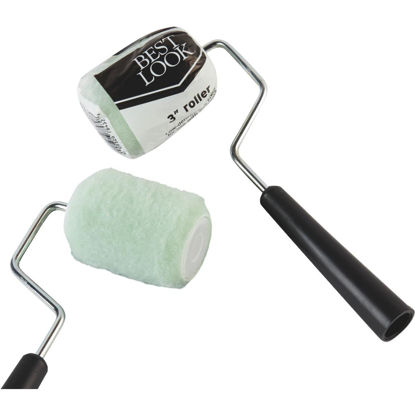 Picture of Best Look 3 In. x 3/8 In. Paint Roller