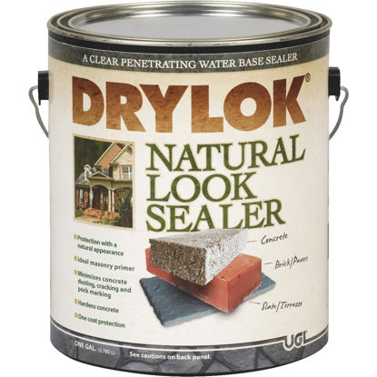 Picture of Drylok Clear Natural Look Concrete Sealer, 1 Gal.