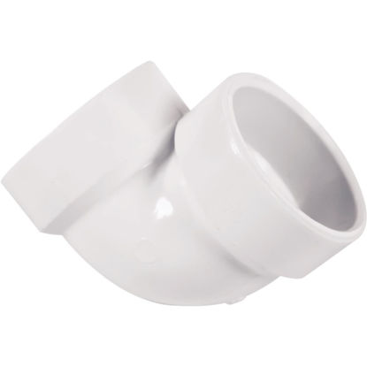 Picture of Genova 1-1/2 In. 90D PVC Vent Elbow