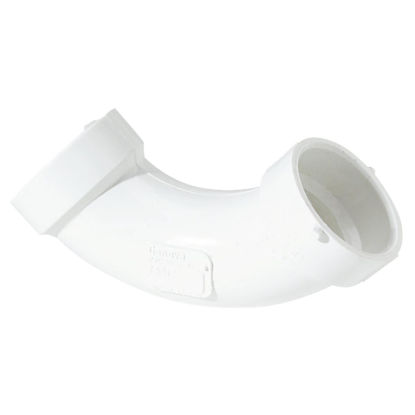 Picture of Genova 1-1/2 In. 90D PVC Long Sweep Elbow