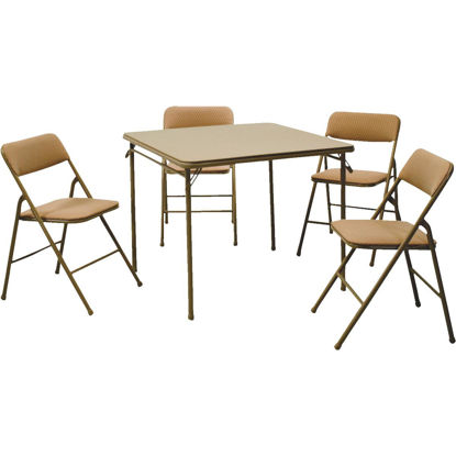 Picture of COSCO Table & Chair Set (5-Piece)
