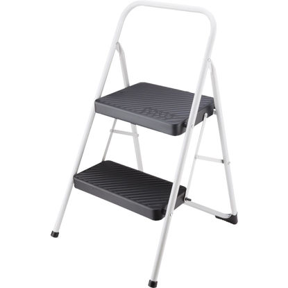 Picture of COSCO 2-Step Household Folding Step Stool