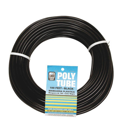Picture of Dial 1/4 In. OD x 1000 Ft. L Black Poly Tubing