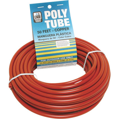 Picture of Dial 1/4 In. OD x 50 Ft. L Copper Poly Tubing