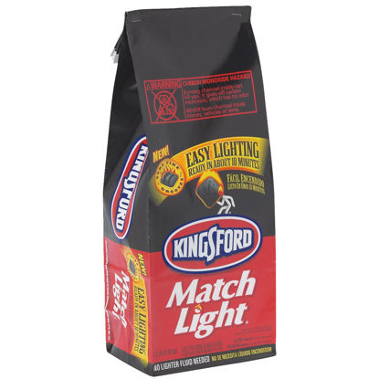 Picture of Kingsford Match Light 11.6 Lb. Briquets Charcoal