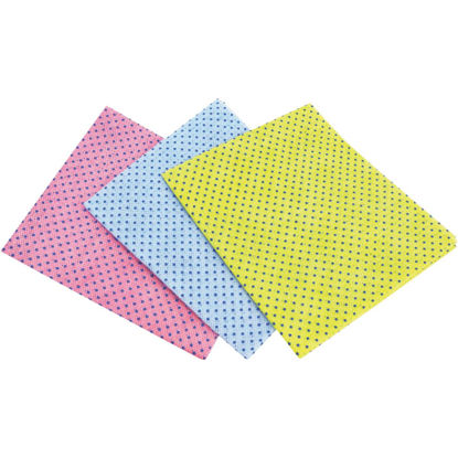 Picture of Libman Power Scrub Dots Kitchen & Dish Wipes (3 Pack)