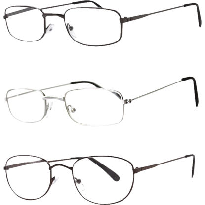 Picture of Axiom SEEVIX Assorted Metal Reading Glasses