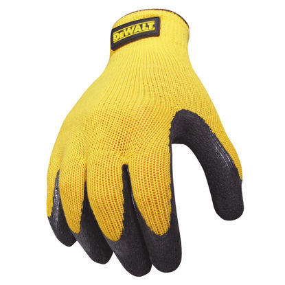 Picture of DeWalt Men's Medium Gripper Rubber Coated Glove