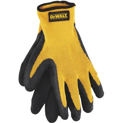 Picture of DeWalt Men's Large Gripper Rubber Coated Glove