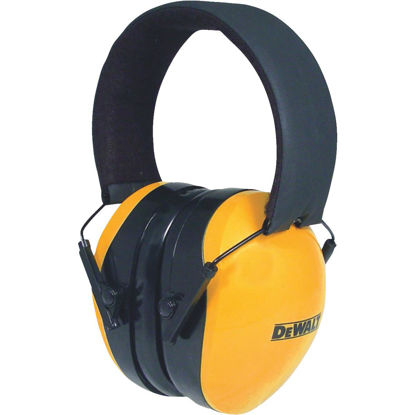 Picture of DeWalt Interceptor 29 dB NRR Earmuffs