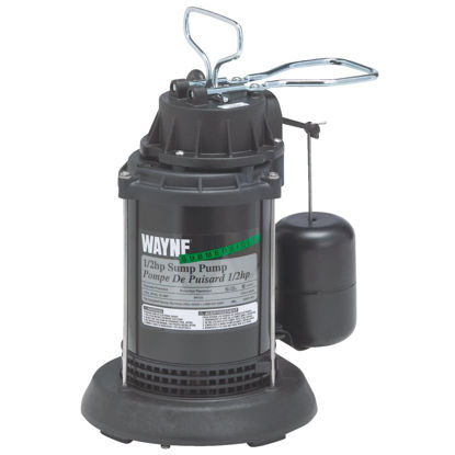 Picture of Wayne SPF Series 1/2 HP 115V Submersible Sump Pump