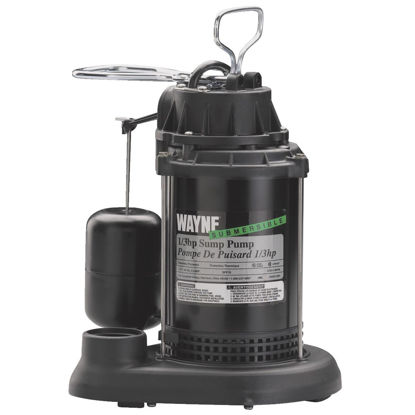 Picture of Wayne SPF Series 1/3 HP 115V Submersible Sump Pump