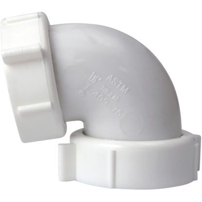 Picture of Do it 1-1/2 In. Plastic Threaded Outlet Elbow