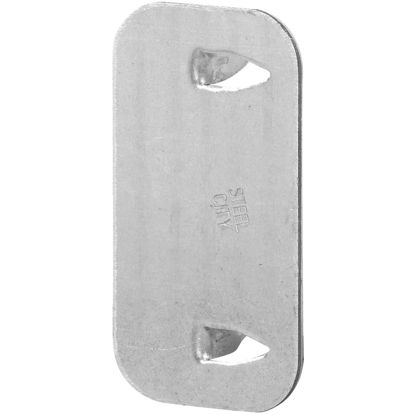 Picture of Steel City 2-1/2 In. x 1-1/2 In. Steel Cable Protector Plate (25-Pack)