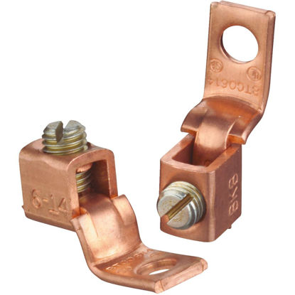 Picture of Blackburn #14 AWG thru #6 AWG Copper Lug Terminal