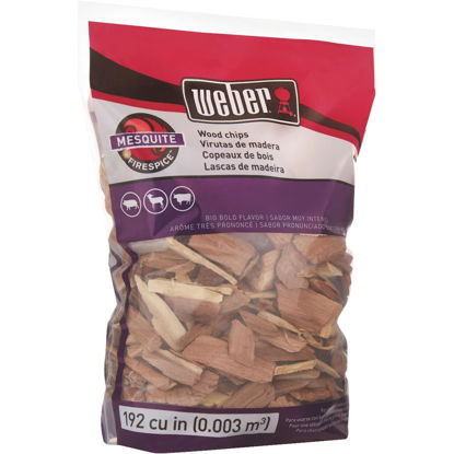 Picture of Weber FireSpice 2 Lb. Mesquite Smoking Chips