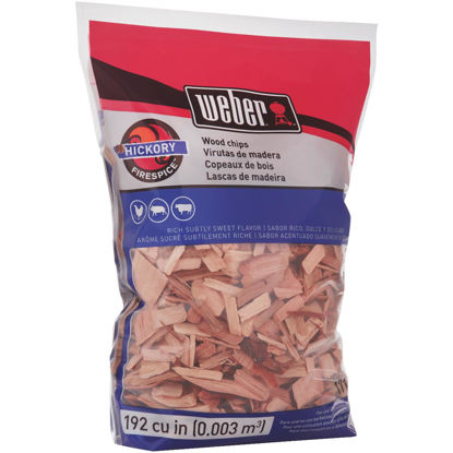 Picture of Weber FireSpice 2 Lb. Hickory Smoking Chips