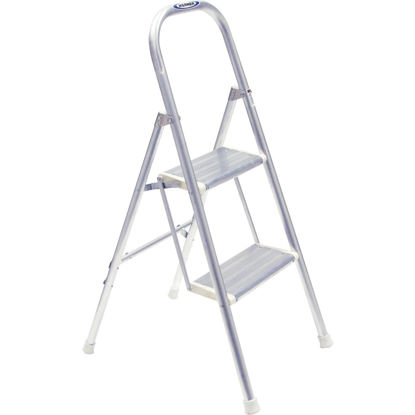 Picture of Werner Type III Aluminum Folding Step Stool