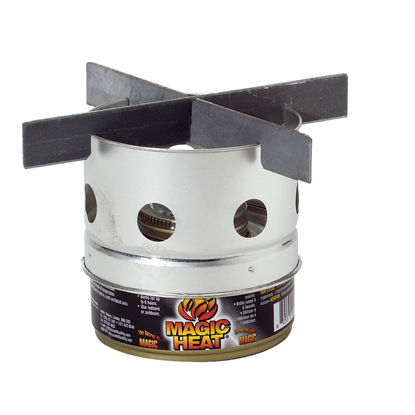 Picture of Scientific Utility Magic Heat 1-Burner Diethylene Glycol Camp Stove