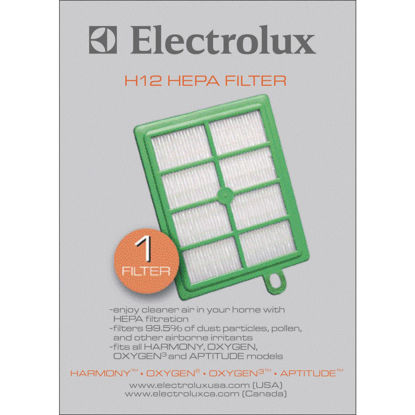Picture of Electrolux Type H12 HEPA Oxy3 Ultra Canister EL7020A Vacuum Filter
