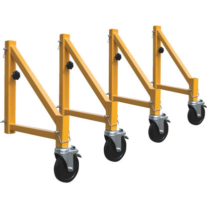 Picture of MetalTech 14 In. Steel Scaffolding Outrigger