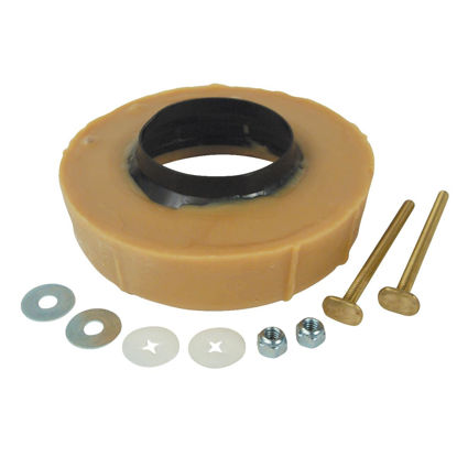 Picture of Do it Best No. 35B Wax Ring Extender Kit
