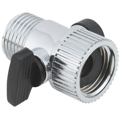 Picture of Do it 1/2 In. Chrome Shower Head Flow Control