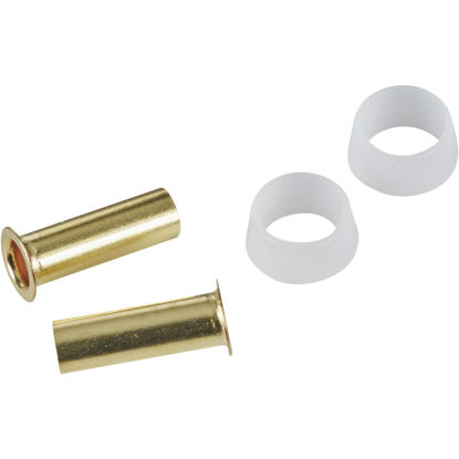 Picture of Do it 1/4 In. Brass Compression Insert (2-Pack)