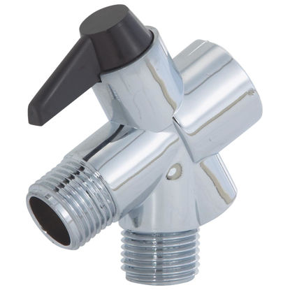 Picture of Do it  1/2 In. Chrome Plastic Shower Diverter