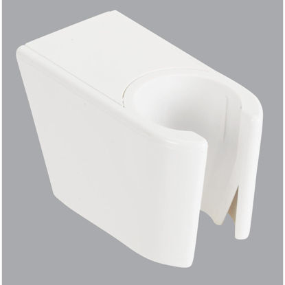 Picture of Do it White Plastic Shower Wall Mount