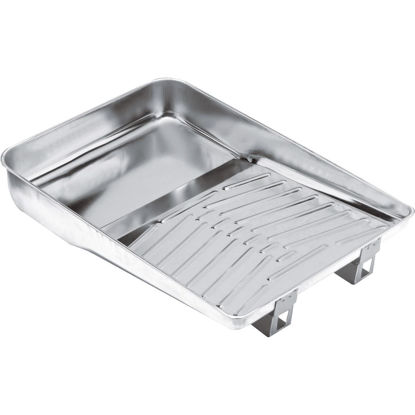 Picture of Wooster Deluxe 11 In. Metal Paint Tray