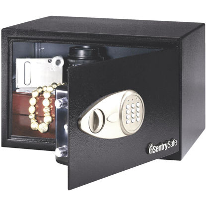 Picture of Sentry Safe 0.58 Cu. Ft. Capacity Digital Security Floor Safe